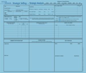 MillerHeiman Blue Sheet